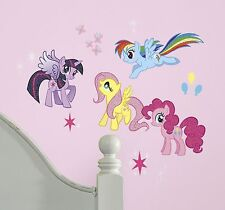 MY LITTLE PONY 31 BiG Wall Decals Cadence Rainbow Dash Room Decor Sticker NEW RM