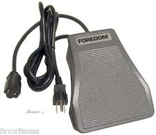 FOREDOM ELECTRONIC FOOT/SPEED CONTROL PEDAL C.SCT-1 FLEX SHAFT FOR SR/SRH MOTOR
