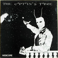 """WEBCORE 'The Captain's Table' 12"""" EP psychedelic progressive rock Club Dog 'new'"""