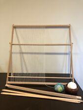 XXL Extra Large Weaving Loom Kit (89cm x 87cm) | Professional Tapestry Loom