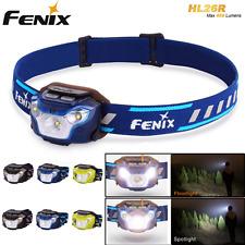 Fenix HL26R 450LM LED Headlamp USB Rechargeble Flashlight w/ 1600mAh Battery