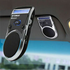 Bluetooth Car Kit Solar Powered Hands free Speakerphone Speaker for Mobile phone