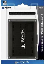 Game Case for PS Vita Official Hori Black Brand New