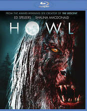 Howl (Blu-ray Disc, 2016)