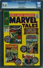 Marvel Tales #6 (Jan 1967, Marvel) CGC 9.4 Off White to White