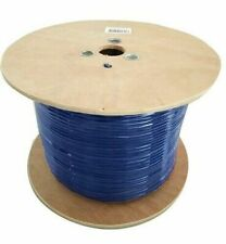 8Ware Cat 6A 350m Underground/External Cable Roll - Blue