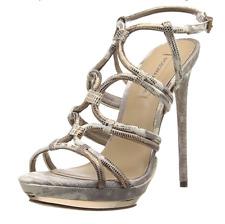 "BCBG Max Azria Farrow Sandal Women US 7 Platform 6"" Heel 19784"
