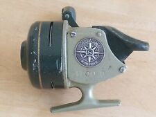 Shakespeare WondeReel 1700 Ii Vintage SpinCast Reel Green Anodized Handle & Star