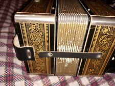 Accordion Hohner Marca Registrada Made In Germany Key is C