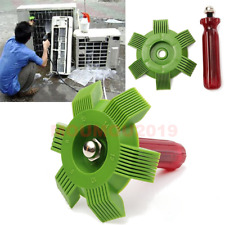 Air Conditioner Fin Repair Comb Condenser Comb A/C Straightener Cleaner Tool New