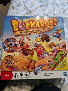 Hasbro Buckaroo Game - with 3 skill levels & easy set up - excellent condition