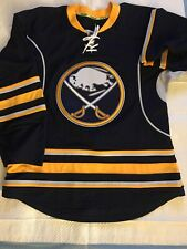 NHL Buffalo Sabres  Hodgson Hockey Jersey-Size 50 (M)