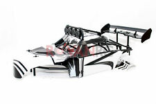 Rovan Internal Roll Cage, Body Panels, L.E.D Light Bar Fits HPI Baja 5T 5SC KM