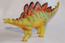 Stegosaurus Dinosaur Soft PVC Replica Approx 24cm Long 12cm High