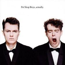 Pet Shop Boys : Actually CD