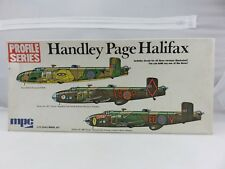 MPC HANDLEY PAGE HALIFAX 1/72 Scale Plastic Model Kit Vintage UNBUILT