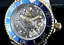 Invicta 47MM Grand Diver METEORITE DIAL 15th Anniversary Ltd Ed Automatic Watch!