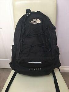 The North Face Jester Backpack/ Rucksack - Black
