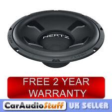 "Hertz DS25 Car Audio 10"" Subwoofer High Quality DS25.3 Dieci 300w Peak"