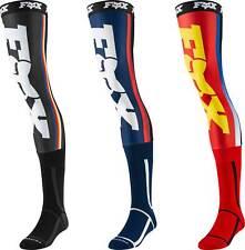 Fox Racing Linc Knee Brace Socks - MX Motocross Dirt Bike Off-Road ATV MTB Mens