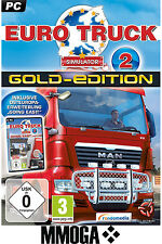 Euro Truck Simulator 2 Gold Edition Key - STEAM Code - PC Spiel ETS II [DE/EU]