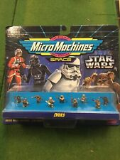 *NEW* Galoob Micro Machines Space Star Wars Ewoks