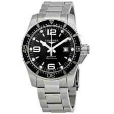 Longines Hydroconquest Automatic Black Dial Men's Watch L3.841.4.56.6
