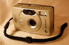 Canon Elph Lt Aps Film Camera Autowind Auto-Flash Red-Eye Reductn Panorama As-Is