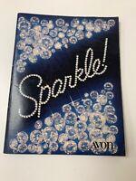Vintage Avon Catalog 1984 Sparkle