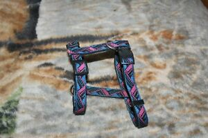 DOG HARNESS (1) AND DOG MARTINDALE(1)  S/M---M/L