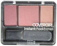 CoverGirl Instant Cheekbones Contouring Blush Purely Plum #220 ( 3 Pack )