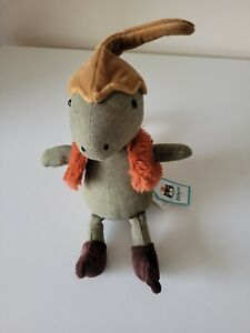 Jellycat Forest Forager Nook Brand New With Tags Plush Soft Toy Woodland Theme