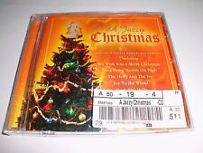 A Jazzy Christmas - Fabulous Instrumental Favourites  CD - OVP