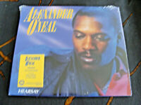 Slip Album: Alexander O'Neal : Hearsay : Sealed