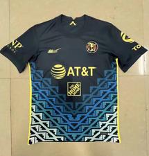 New 2021-2022 Club América away soccer Jersey Size M#