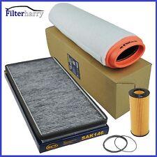 Inspektionspaket Filterset Filtersatz BMW X5 E53 3,0D 160kW 218PS Diesel