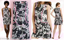 NWT Lilly Pulitzer Worth Pandamonium Panda Print Shift Dress 0 RARE!!!