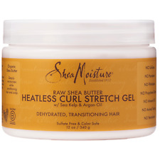 Shea Moisture Raw Shea Butter Curl Stretch Gel 340g