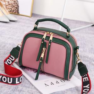 Women Handbags Leather Satchel Shoulder Bag Tote Ladies Messenger Crossbody