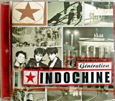"""INDOCHINE - CD """"GÉNÉRATION INDOCHINE"""" INCLUS """"PETIT JÉSUS"""""""