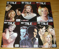 True Blood: the French Quarter #1-6 VF/NM complete series based on HBO show set