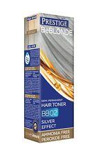 Prestige BeBlonde Semi Permanent Hair Toners Ammonia & Peroxide Free 10 Shades