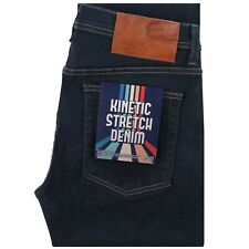 Naked & Famous Weird Guy Kinetic Stretch Denim size 34