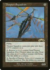 Thopter Squadron Exodus PLD Artifact Rare MAGIC THE GATHERING CARD ABUGames