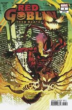 RED GOBLIN RED DEATH #1 [AUG190975] MARVEL COMICS