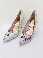 Ted Baker Shoes Neova Hanging Garden Heels Size 8 Brand New