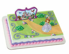 Sofia the First Princess cake decoration Decoset cake topper set toy favor