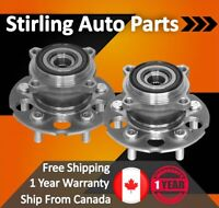2004 2005 2006 For Chevrolet Colorado Front Wheel Bearing & Hub Assembly x2