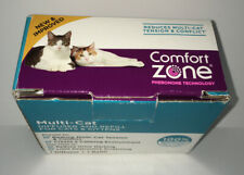 Comfort Zone Calming Diffuser Kit for Cats & Kittens 1 Diffuser + 1 Refill