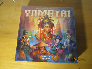 YAMATAI - DAYS OF WONDER  - DEUTSCH - UNBESPIELT IN FOLIE